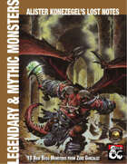 Legendary and Mythic Monsters (Fantasy Grounds)