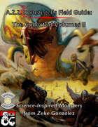 A.Z.Z. Konezegel's Field Guide: The Collected Volumes 2 [BUNDLE]