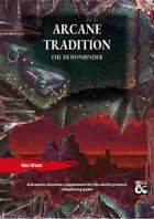 Arcane Tradition: The Demonbinder