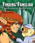 Finding Familiar: Rules for Evolving Twenty New Familiars