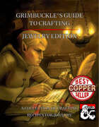 Grimbuckle's Guide to Crafting, Jewelry Edition