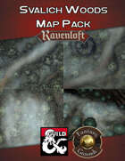 Svalich Woods Map Pack (Fantasy Grounds)