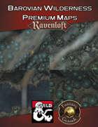 Barovian Wilderness Premium Maps (Fantasy Grounds) [BUNDLE]