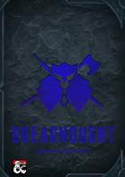 Dreadnought Martial Archetype