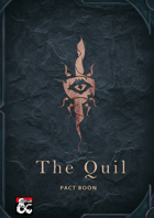 Pact of the Quill Pact Boon