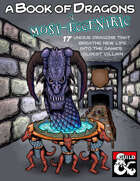 A Book of Most-Eccentric Dragons