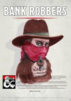 Bank robbers