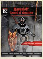 Ravenloft: Council of Monsters (PC Options, Adventure)
