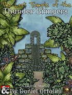 The Lost Temple of the Thunder Bringers (Fantasy Grounds)