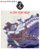 DC-PoA-TCW-ACW-2 A CRY FOR HELP