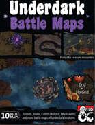 Underdark Battle Maps Volume 1