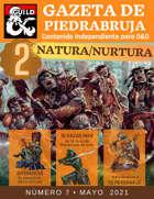 Gazeta de PiedraBruja: Natura/Nurtura 2 Sistema Variante de Creación de Personajes para D&D 5e Español