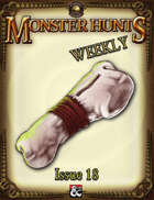 Monster Hunts Weekly: Issue 18 (Fantasy Grounds)