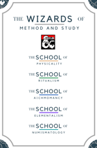 Wizards of Method and Study