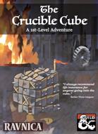 The Crucible Cube (low intro price)