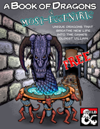 (FREE) A Book of Most-Eccentric Dragons