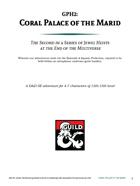 GPH2: Coral Palace of the Marid (5e)