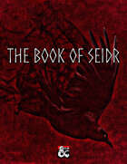The Book of Seidr