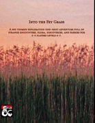 Into The Fey Grass