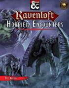 Horrific Encounters in Ravenloft (Fantasy Grounds)