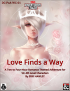 DC-PoA-WC-01 Love Finds a Way