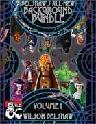 Belshaws All-New Background Bundle Volume 001 [BUNDLE]