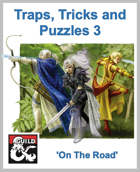 Traps, Tricks and Puzzles 3