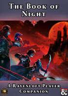 The Book of Night - A Ravenloft Player Companion (Fantasy Grounds)