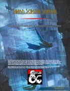 Sharn Schema Scandal: An Eberron Conversion for Waterdeep Dragon Heist