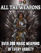 All The Weapons (Fantasy Grounds)