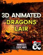 Animated Battlemap: Dragons Lair