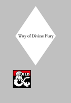 Way of Divine Fury