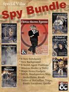 Spy Bundle (subclasses, background, magic items...) [BUNDLE]