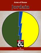 Arms of House Jordain