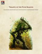 Treants of the Four Seasons