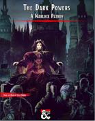 Warlock Patron: The Dark Powers