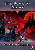 The Book of Night - Bundle of Darkness [BUNDLE]