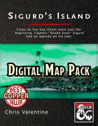 Sigurd's Island, Digital Map Pack