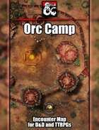 Orc Camps - 2 maps - jpg/mp4 & Fantasy Grounds .mod