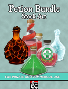 Stock Art: Potions