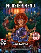 The Monster Menu
