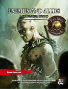 Enemies and Allies (Fantasy Grounds)