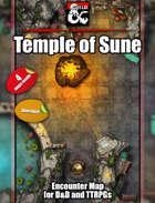 Beauty Temple- Evil temple - 4 maps - jpg/mp4 & Fantasy Grounds .mod
