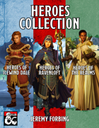 Heroes Collection [BUNDLE]