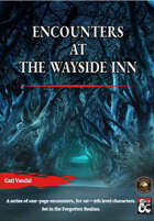 Encounters At The Wayside Inn (Fantasy Grounds)