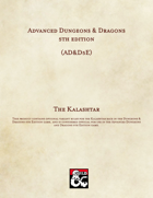 AD&D5E: The Kalashtar