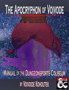 The Apocryphon of Voivode