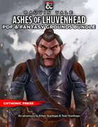 Rauvin Vale: Ashes of Lhuvenhead [BUNDLE]