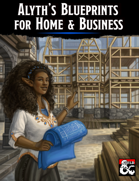 Alyth's Blueprints for Home & Business