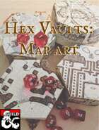 Hex Vaults: Map art